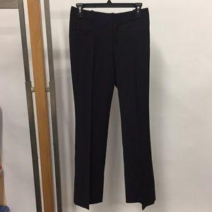 Club Monaco size 2 Dress Pant Black